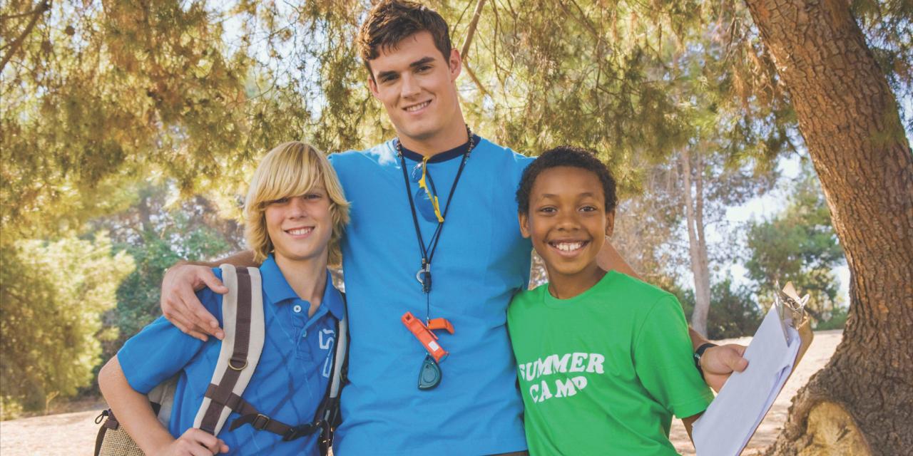 Landing a Camp Counselor Job