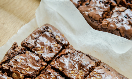 Anything Goes Brownies