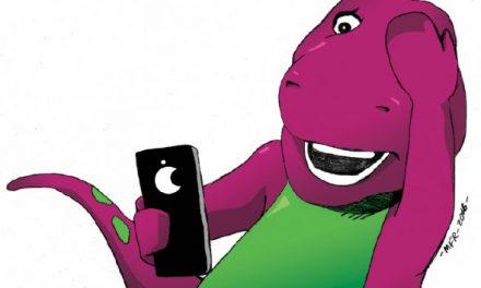 Barney vs. Kim