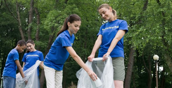 Community Service for Kids