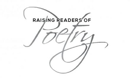Raising Readers of Poetry