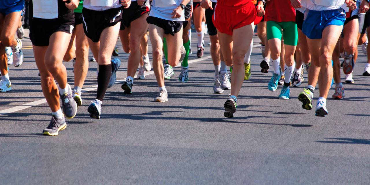 Marathon Metaphors