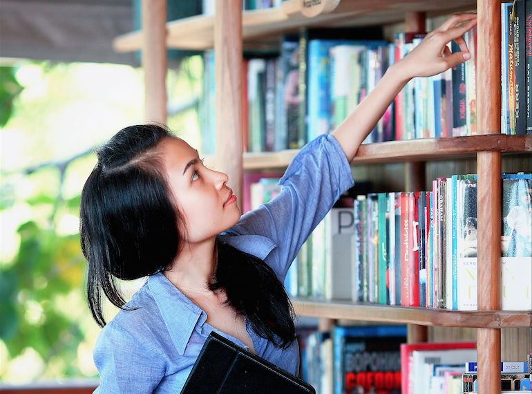 Raising Teen Readers