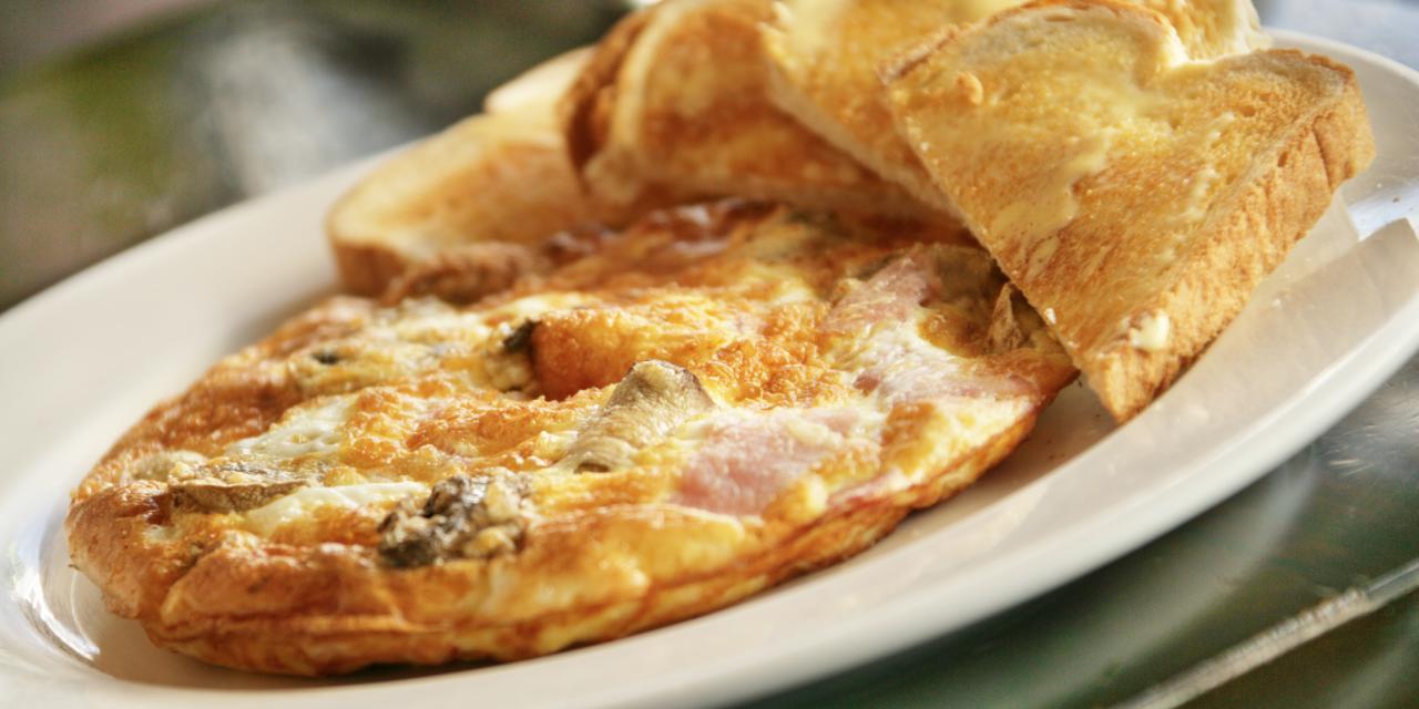 Black Friday Breakfast Frittata