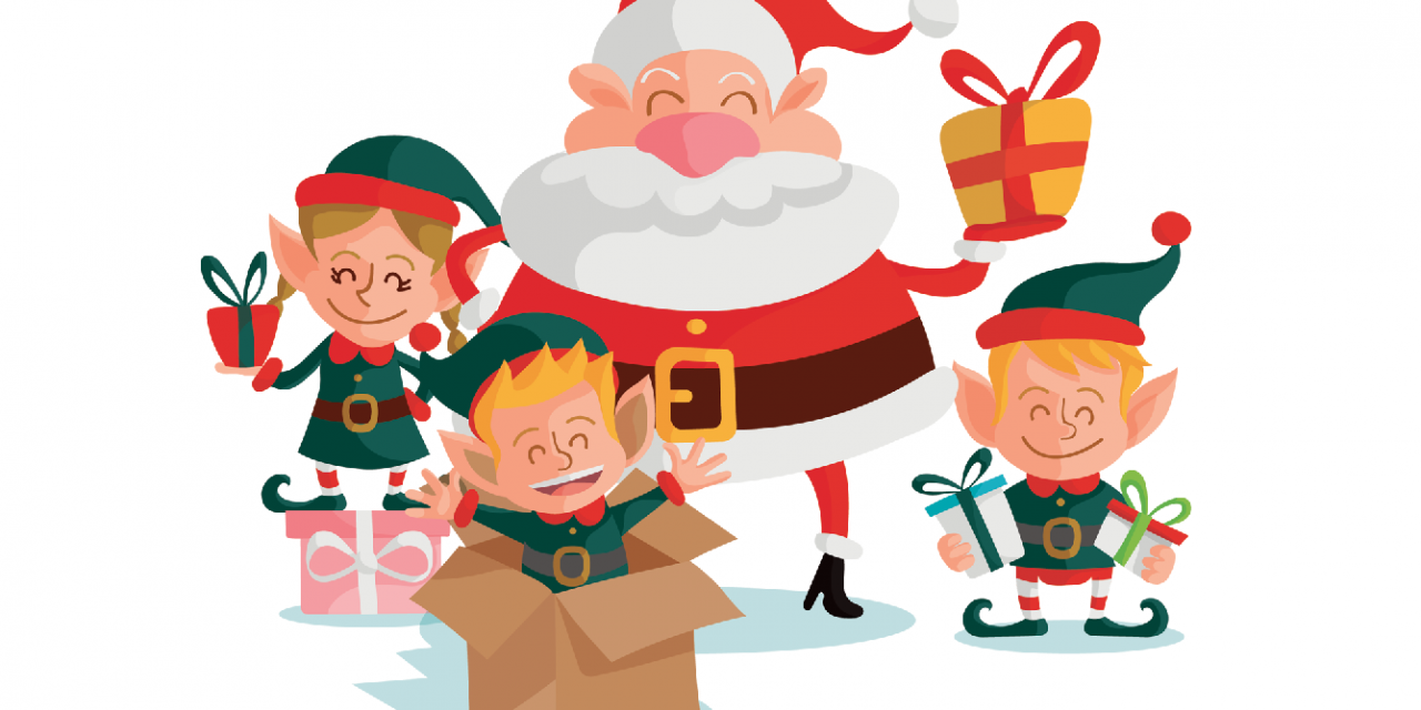 Santa's Surprise Stop