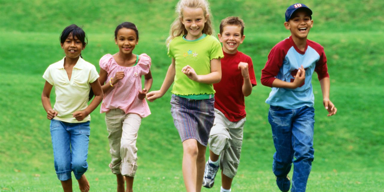 Keeping Kids Active in the Summer Heat