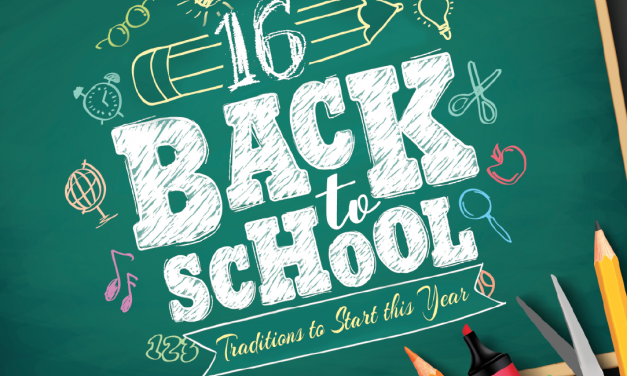 16 Back to School Traditions to Start this Year
