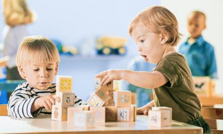 Raising Builders, Creators & Inventors