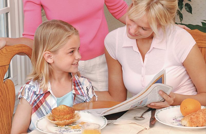 Quick, Healthy Breakfast & Lunch Ideas