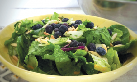 A Salad a Day – Keeps the Doctor Away!