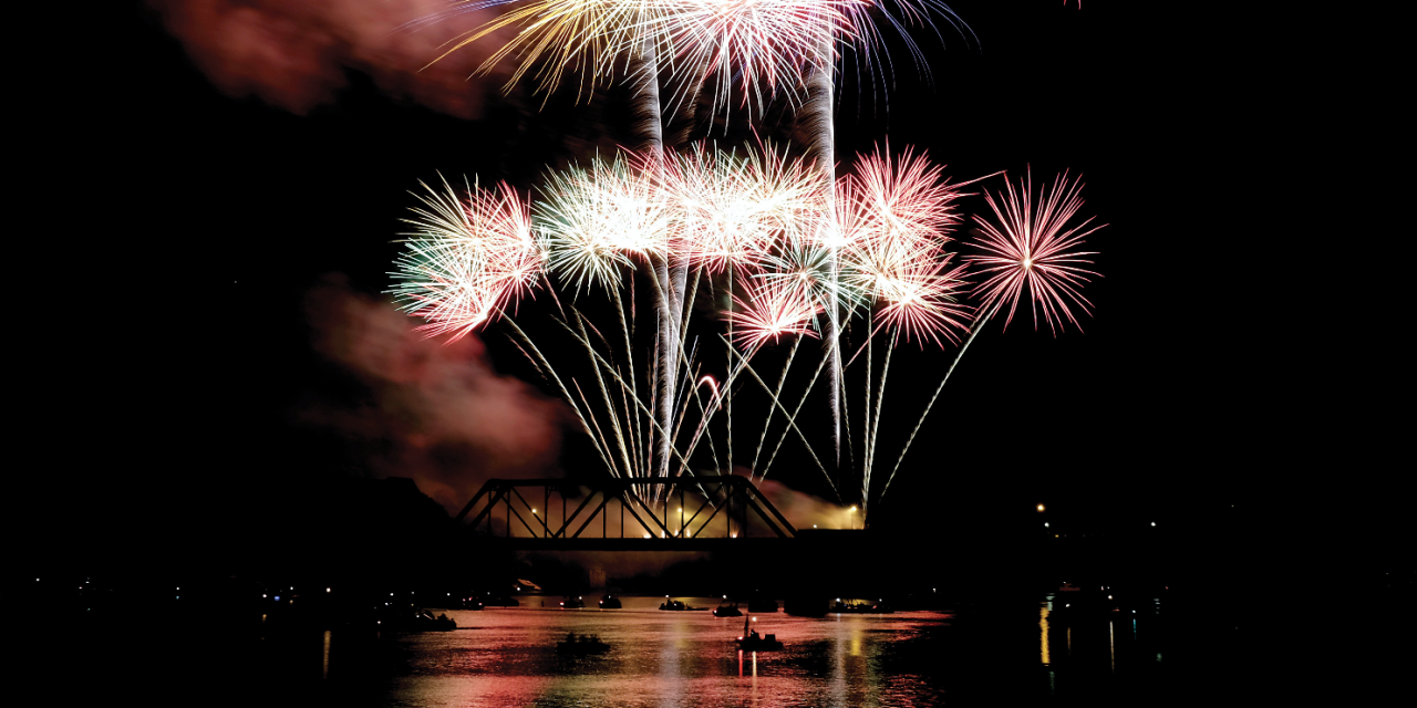Fourth of July in Augusta