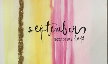September is the National Health Awareness Month for Families and Children