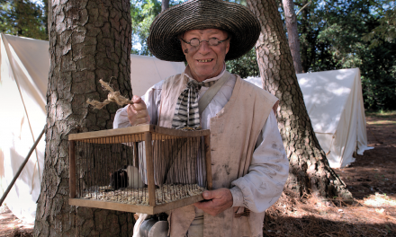North Augusta's Living History Park