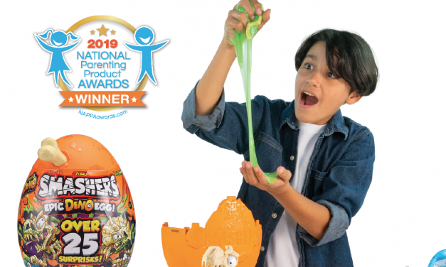 NAPPA Awards Holiday Toy Guide 2019