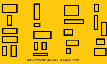 The Golden Blocks Opening Ceremony Event