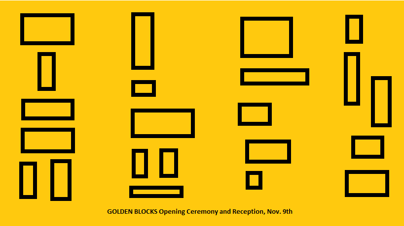 The Golden Blocks Opening Ceremony Event