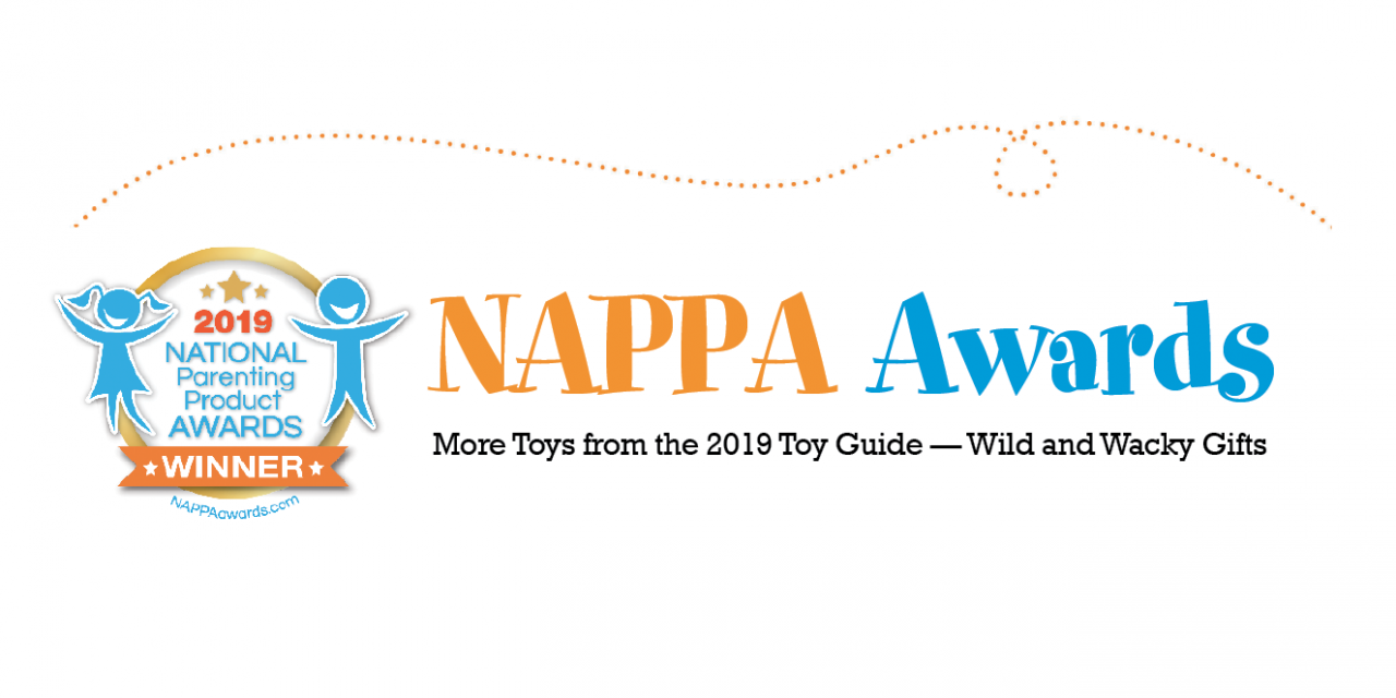 More Toys from the 2019 Toy Guide — Wild and Wacky Gifts