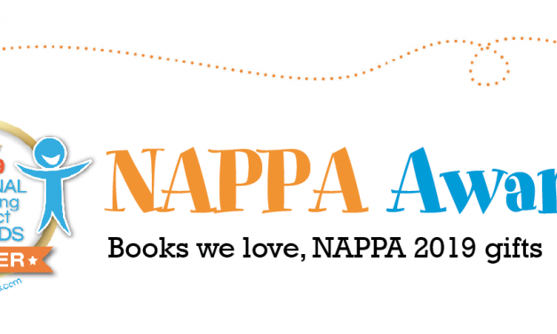 Books we love, NAPPA 2019 gifts