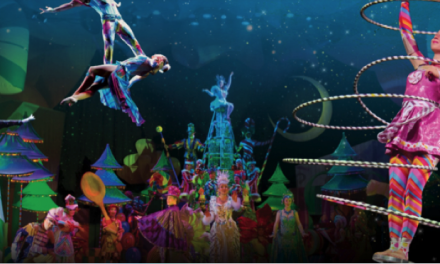 Cirque Dreams Holidaze and Colton Ballet's The Nutcracker – Thanksgiving Week