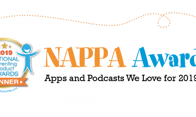 Nappa Awards – Apps and Podcasts We Love for 2019