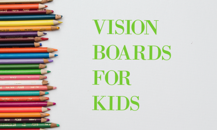 Vision Boards for Kids
