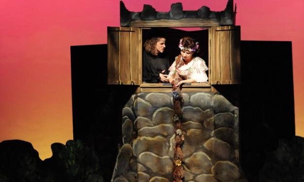 Storyland Theater: Rapunzel, A Musical