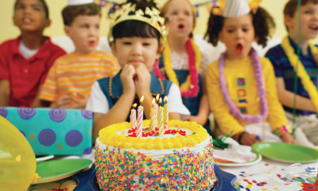 Birthday Party Etiquette & Tips