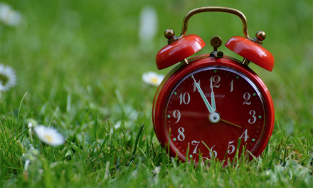 SPRING FORWARD: Daylight Saving is Approaching