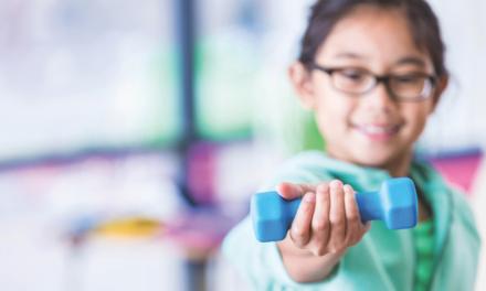 Kid's HIIT— High Intensity Impact Routine