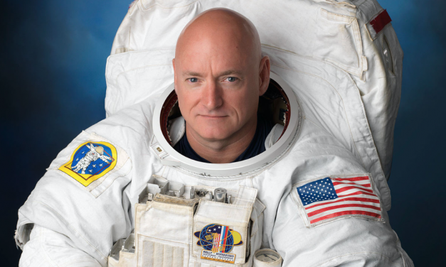 Hey Kids! Who wants to talk to a real astronaut?