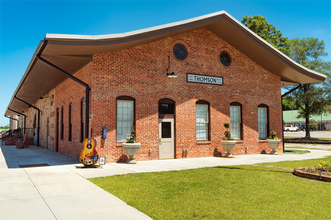 A Short Drive to Combat Homebound Blues: Thomson, GA