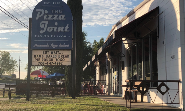 Local Eats – Pizza Joint, Evans