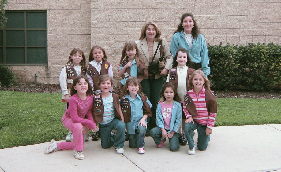 Inside the World of Girls Scouts