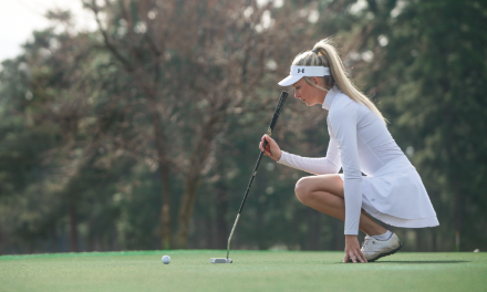 Growing Girls in Golf