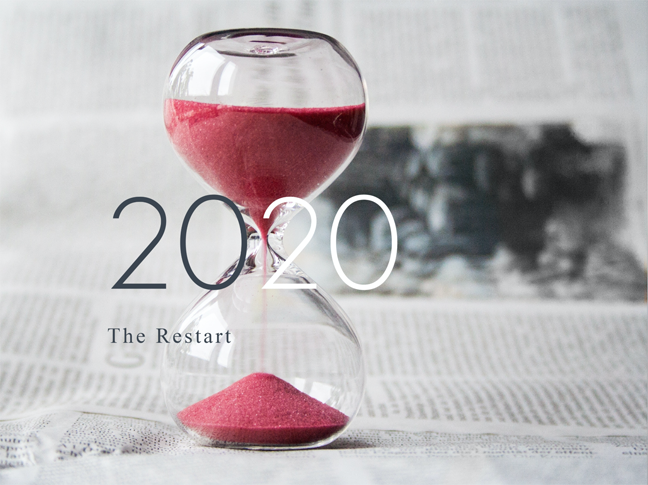 The Restart: Calendar of Future Events