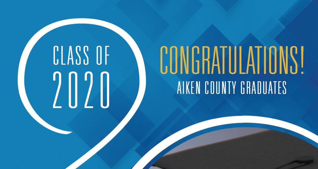 Class of 2020 – Aiken County Graduates