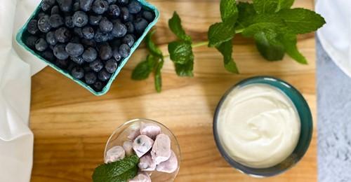 Blueberry Me Happy!