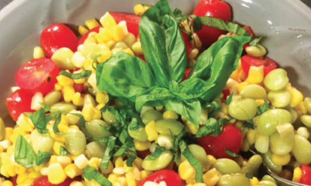 The History of Succotash