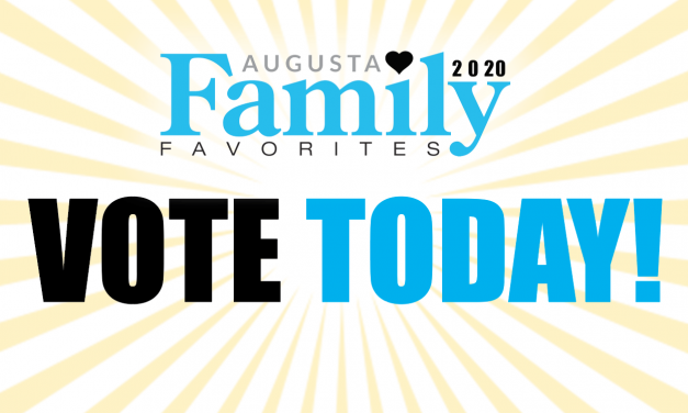Augusta Family Favorites 2020 Ballot