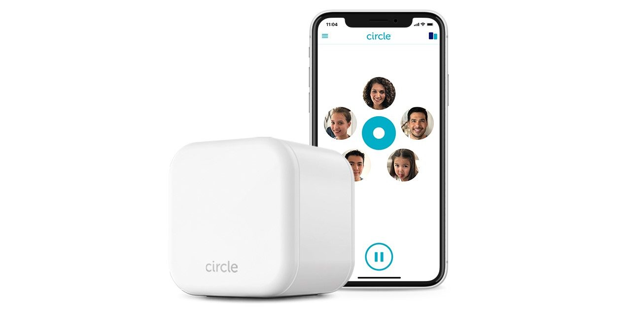 Circle— The Screen Time Manager