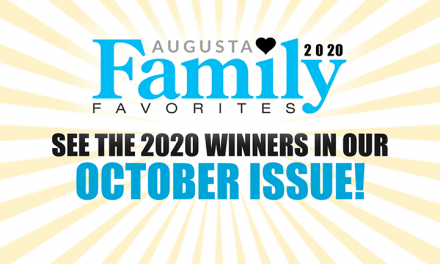 Augusta Family Favorites 2020 – Look out for the October 2020 Issue