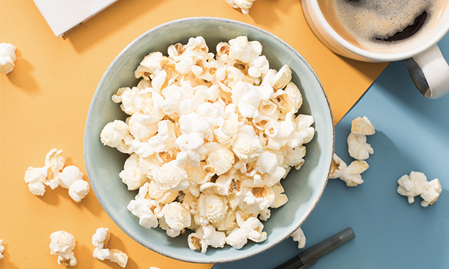 Snack Hacks That Really Pop
