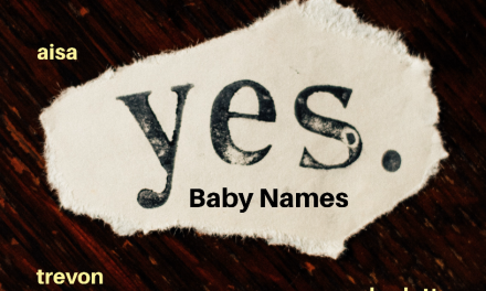 Hey BABY! What's in a name?!