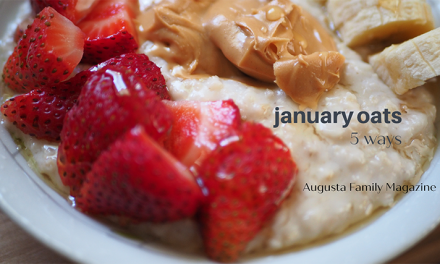 January Oats, 5 Ways