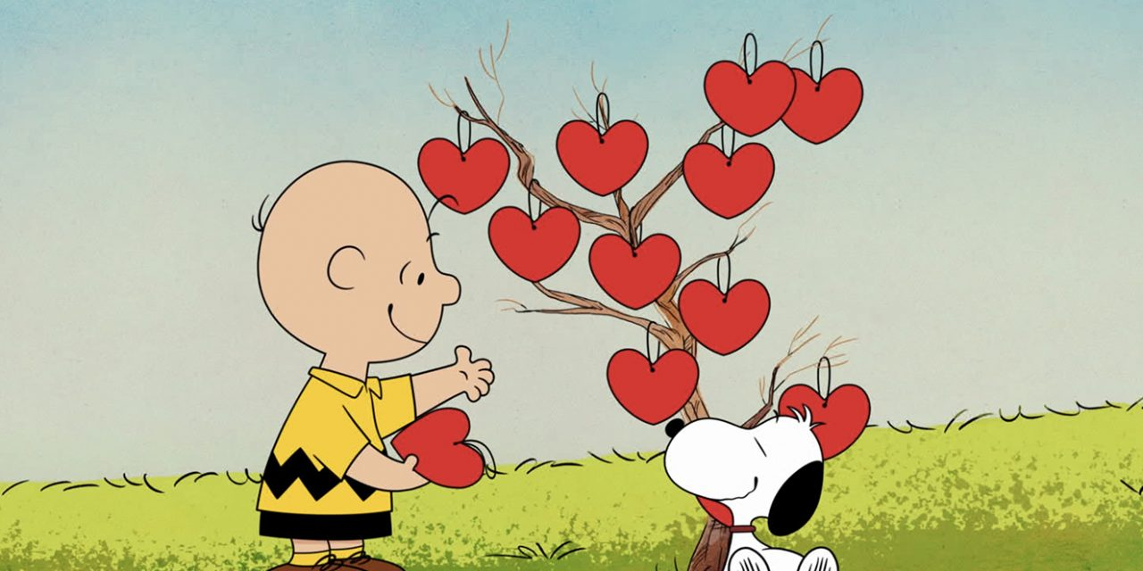 Charlie Brown's Caring Tree Teaches Kindness