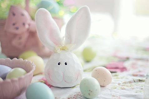 Easter Family Calendar Events