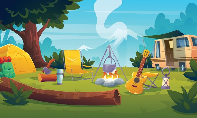Safe Kids Tips for a Happy Camper
