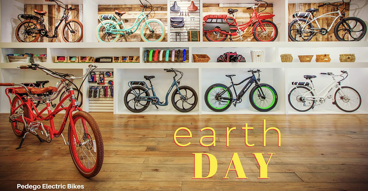 Five Ways to Celebrate #EarthDay as a Family