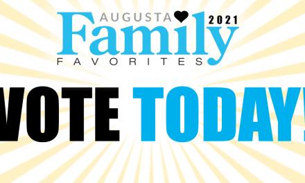 Augusta Family Favorites 2021 Ballot